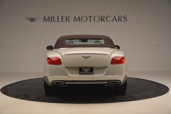 Used 2013 Bentley Continental GT for sale Sold at Aston Martin of Greenwich in Greenwich CT 06830 18