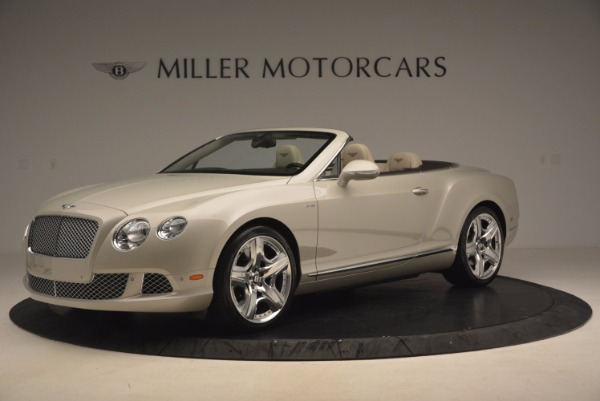 Used 2013 Bentley Continental GT for sale Sold at Aston Martin of Greenwich in Greenwich CT 06830 2