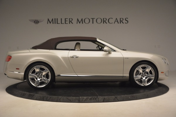 Used 2013 Bentley Continental GT for sale Sold at Aston Martin of Greenwich in Greenwich CT 06830 21