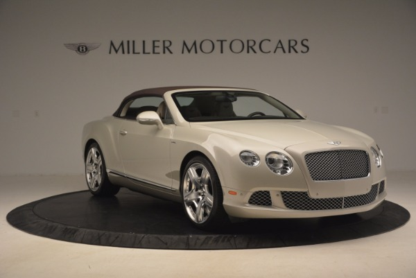 Used 2013 Bentley Continental GT for sale Sold at Aston Martin of Greenwich in Greenwich CT 06830 23