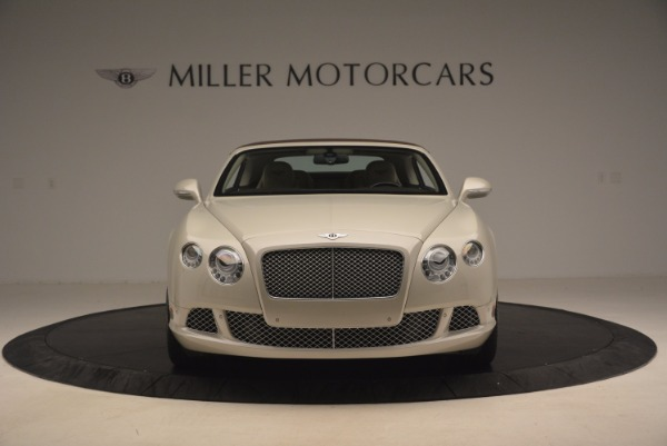 Used 2013 Bentley Continental GT for sale Sold at Aston Martin of Greenwich in Greenwich CT 06830 24