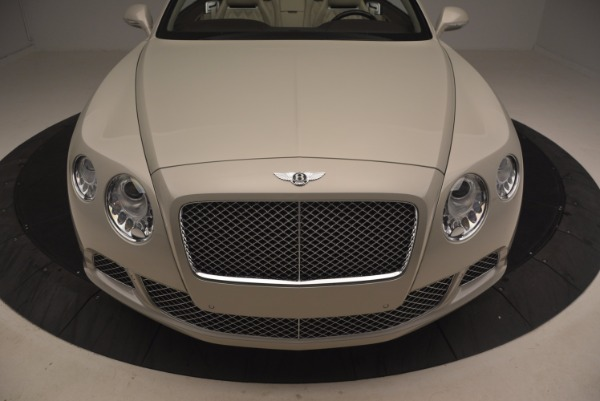 Used 2013 Bentley Continental GT for sale Sold at Aston Martin of Greenwich in Greenwich CT 06830 25