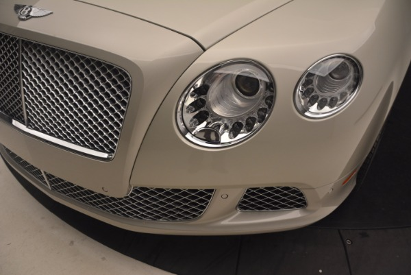 Used 2013 Bentley Continental GT for sale Sold at Aston Martin of Greenwich in Greenwich CT 06830 26