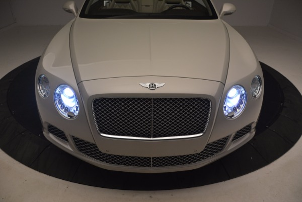 Used 2013 Bentley Continental GT for sale Sold at Aston Martin of Greenwich in Greenwich CT 06830 27