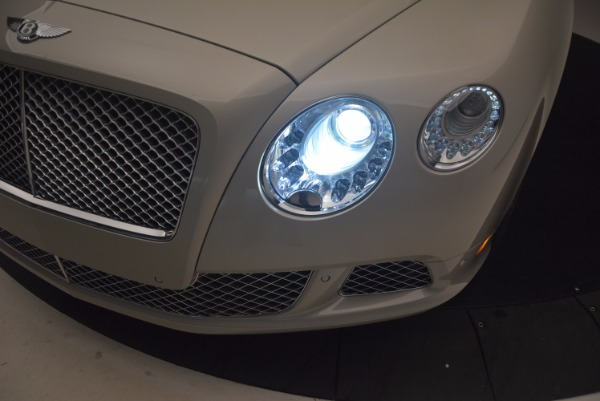 Used 2013 Bentley Continental GT for sale Sold at Aston Martin of Greenwich in Greenwich CT 06830 28