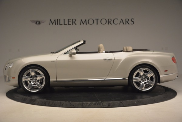 Used 2013 Bentley Continental GT for sale Sold at Aston Martin of Greenwich in Greenwich CT 06830 3