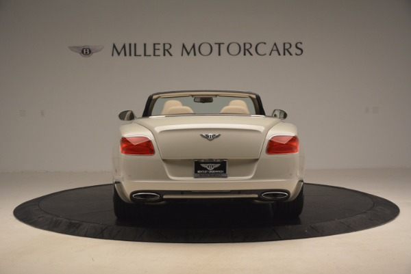 Used 2013 Bentley Continental GT for sale Sold at Aston Martin of Greenwich in Greenwich CT 06830 6