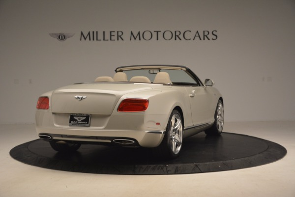 Used 2013 Bentley Continental GT for sale Sold at Aston Martin of Greenwich in Greenwich CT 06830 7