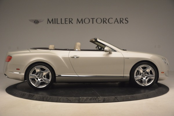 Used 2013 Bentley Continental GT for sale Sold at Aston Martin of Greenwich in Greenwich CT 06830 9