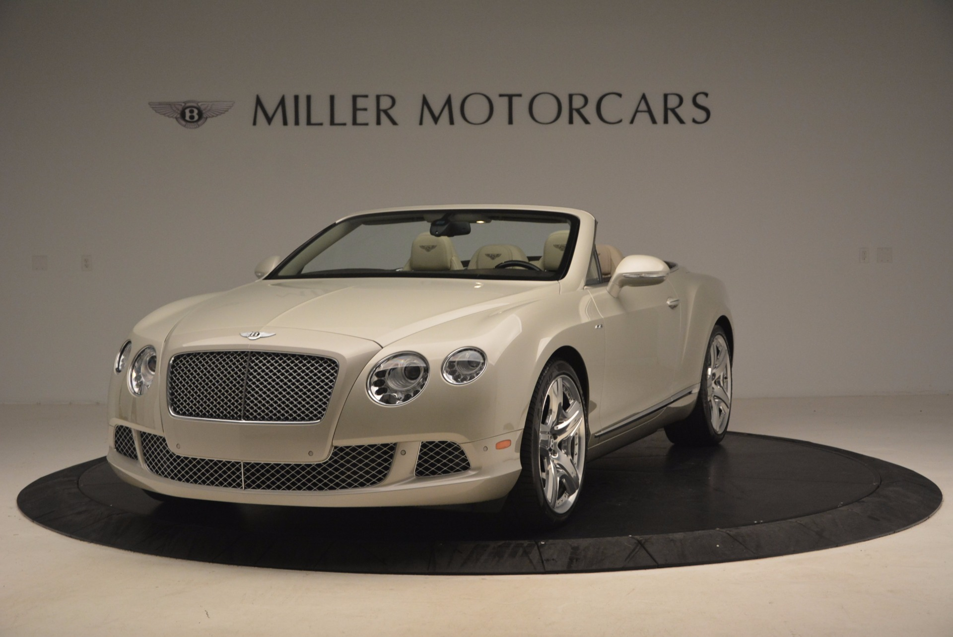 Used 2013 Bentley Continental GT for sale Sold at Aston Martin of Greenwich in Greenwich CT 06830 1