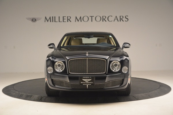 Used 2016 Bentley Mulsanne for sale Sold at Aston Martin of Greenwich in Greenwich CT 06830 12