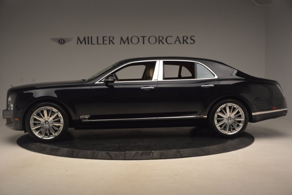 Used 2016 Bentley Mulsanne for sale Sold at Aston Martin of Greenwich in Greenwich CT 06830 3