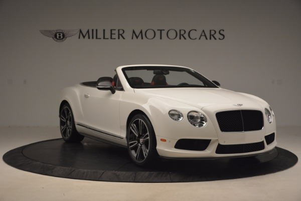 Used 2013 Bentley Continental GT V8 for sale Sold at Aston Martin of Greenwich in Greenwich CT 06830 12