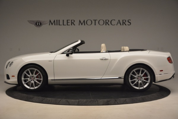 Used 2015 Bentley Continental GT V8 S for sale Sold at Aston Martin of Greenwich in Greenwich CT 06830 3
