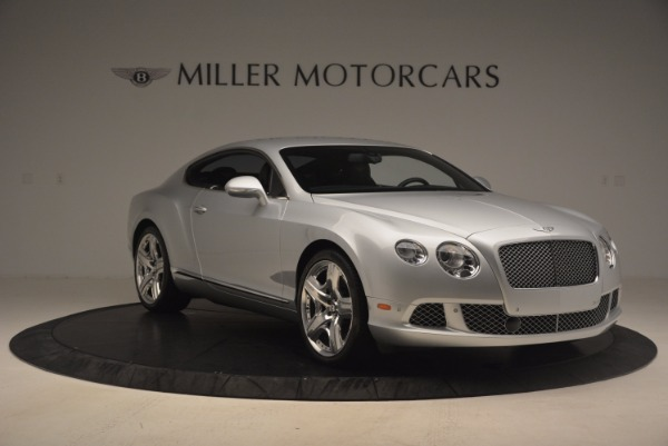 Used 2012 Bentley Continental GT for sale Sold at Aston Martin of Greenwich in Greenwich CT 06830 11