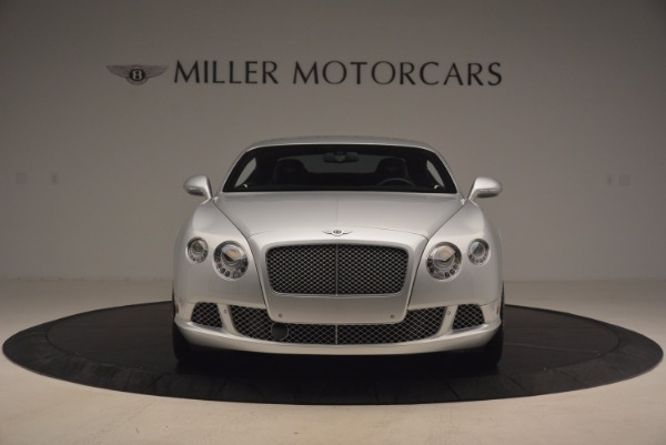 Used 2012 Bentley Continental GT for sale Sold at Aston Martin of Greenwich in Greenwich CT 06830 12