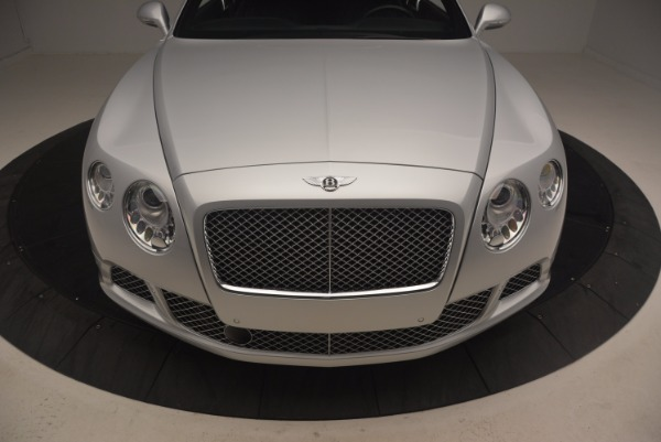 Used 2012 Bentley Continental GT for sale Sold at Aston Martin of Greenwich in Greenwich CT 06830 13