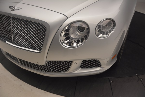 Used 2012 Bentley Continental GT for sale Sold at Aston Martin of Greenwich in Greenwich CT 06830 14