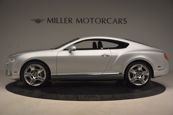 Used 2012 Bentley Continental GT for sale Sold at Aston Martin of Greenwich in Greenwich CT 06830 3