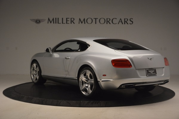 Used 2012 Bentley Continental GT for sale Sold at Aston Martin of Greenwich in Greenwich CT 06830 5