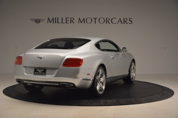 Used 2012 Bentley Continental GT for sale Sold at Aston Martin of Greenwich in Greenwich CT 06830 7