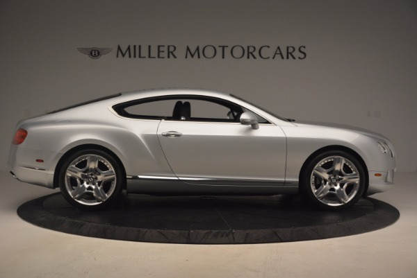 Used 2012 Bentley Continental GT for sale Sold at Aston Martin of Greenwich in Greenwich CT 06830 9