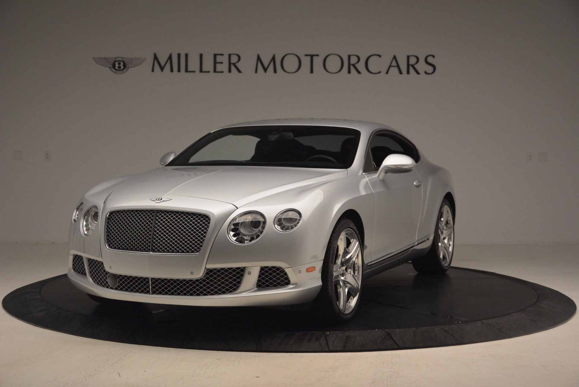 Used 2012 Bentley Continental GT for sale Sold at Aston Martin of Greenwich in Greenwich CT 06830 1