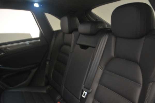 Used 2016 Porsche Macan Turbo for sale Sold at Aston Martin of Greenwich in Greenwich CT 06830 28