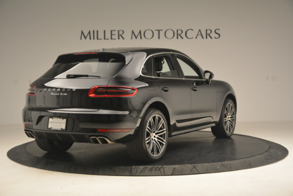 Used 2016 Porsche Macan Turbo for sale Sold at Aston Martin of Greenwich in Greenwich CT 06830 7