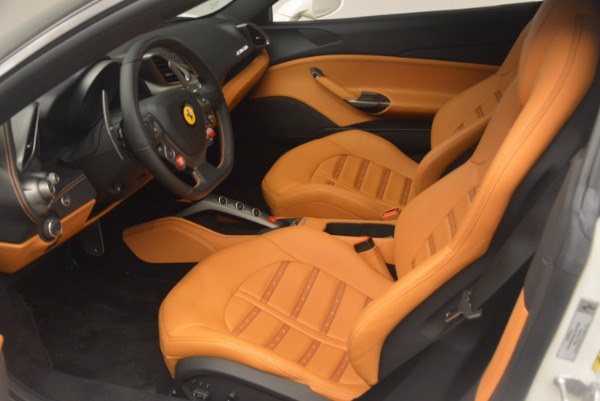 Used 2016 Ferrari 488 GTB for sale Sold at Aston Martin of Greenwich in Greenwich CT 06830 14