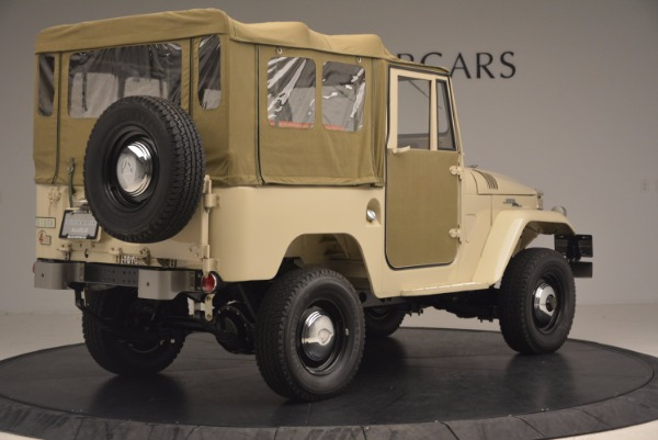 Used 1966 Toyota FJ40 Land Cruiser Land Cruiser for sale Sold at Aston Martin of Greenwich in Greenwich CT 06830 10