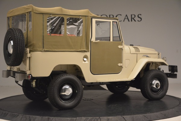 Used 1966 Toyota FJ40 Land Cruiser Land Cruiser for sale Sold at Aston Martin of Greenwich in Greenwich CT 06830 11