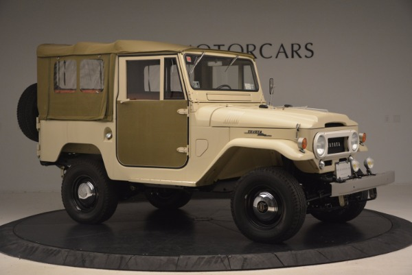 Used 1966 Toyota FJ40 Land Cruiser Land Cruiser for sale Sold at Aston Martin of Greenwich in Greenwich CT 06830 13