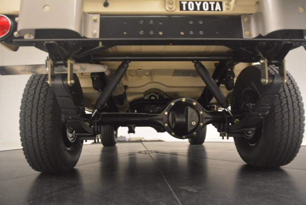 Used 1966 Toyota FJ40 Land Cruiser Land Cruiser for sale Sold at Aston Martin of Greenwich in Greenwich CT 06830 27