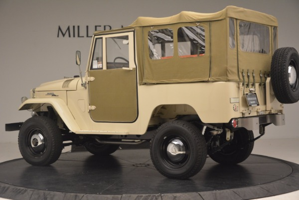 Used 1966 Toyota FJ40 Land Cruiser Land Cruiser for sale Sold at Aston Martin of Greenwich in Greenwich CT 06830 5