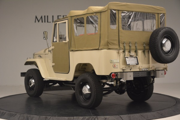 Used 1966 Toyota FJ40 Land Cruiser Land Cruiser for sale Sold at Aston Martin of Greenwich in Greenwich CT 06830 6