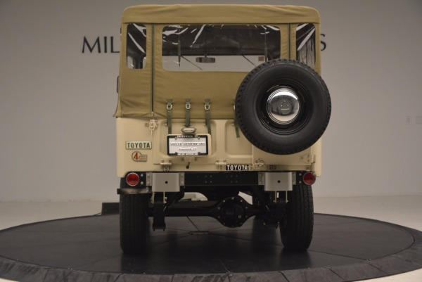 Used 1966 Toyota FJ40 Land Cruiser Land Cruiser for sale Sold at Aston Martin of Greenwich in Greenwich CT 06830 7