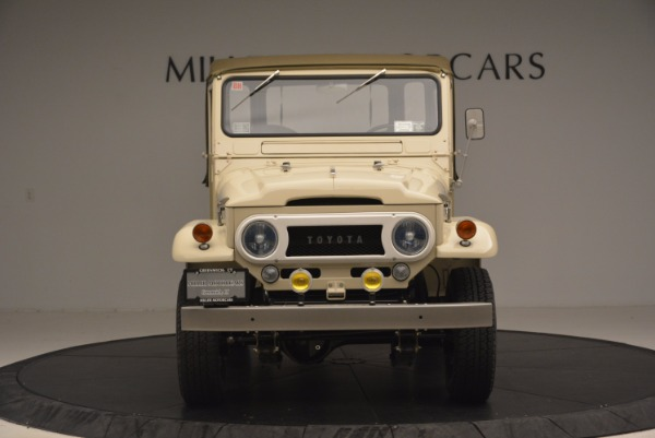 Used 1966 Toyota FJ40 Land Cruiser Land Cruiser for sale Sold at Aston Martin of Greenwich in Greenwich CT 06830 8