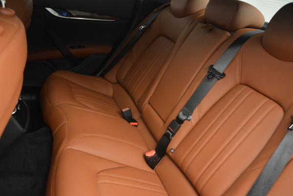 New 2016 Maserati Ghibli S Q4 for sale Sold at Aston Martin of Greenwich in Greenwich CT 06830 18