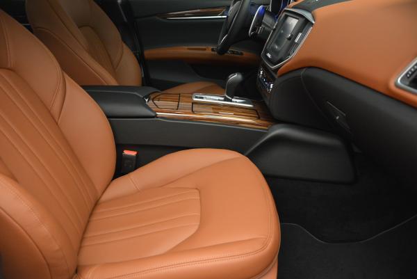New 2016 Maserati Ghibli S Q4 for sale Sold at Aston Martin of Greenwich in Greenwich CT 06830 20