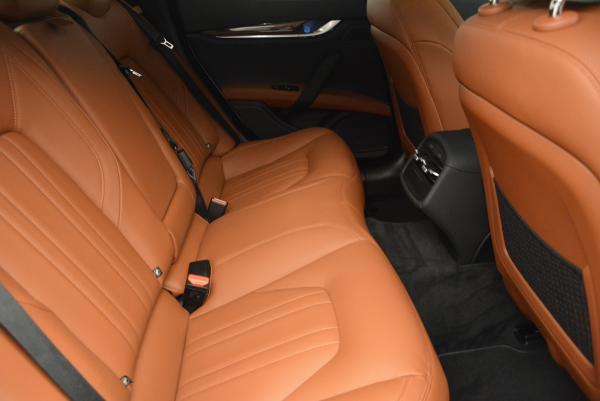 New 2016 Maserati Ghibli S Q4 for sale Sold at Aston Martin of Greenwich in Greenwich CT 06830 23