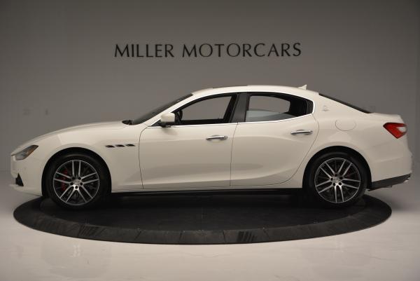 New 2016 Maserati Ghibli S Q4 for sale Sold at Aston Martin of Greenwich in Greenwich CT 06830 3