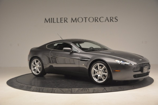Used 2006 Aston Martin V8 Vantage Coupe for sale Sold at Aston Martin of Greenwich in Greenwich CT 06830 10