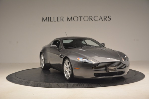 Used 2006 Aston Martin V8 Vantage Coupe for sale Sold at Aston Martin of Greenwich in Greenwich CT 06830 11