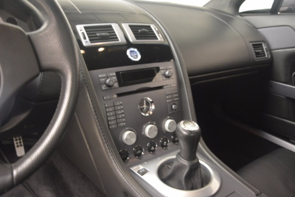 Used 2006 Aston Martin V8 Vantage Coupe for sale Sold at Aston Martin of Greenwich in Greenwich CT 06830 16