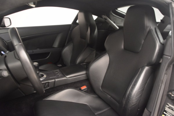 Used 2006 Aston Martin V8 Vantage Coupe for sale Sold at Aston Martin of Greenwich in Greenwich CT 06830 17