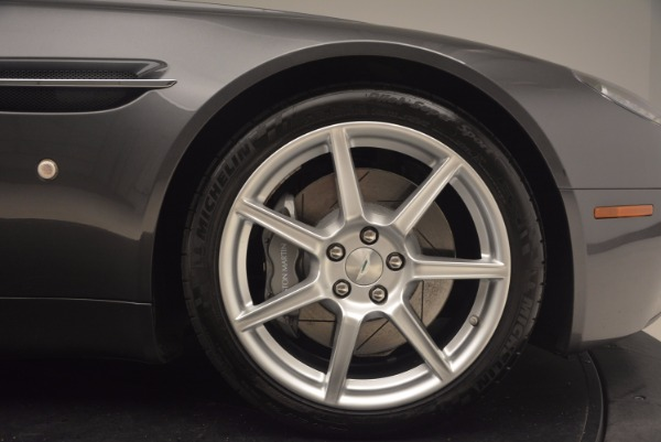Used 2006 Aston Martin V8 Vantage Coupe for sale Sold at Aston Martin of Greenwich in Greenwich CT 06830 18