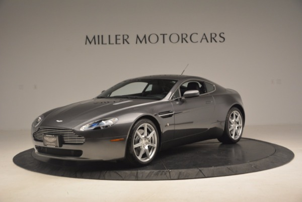 Used 2006 Aston Martin V8 Vantage Coupe for sale Sold at Aston Martin of Greenwich in Greenwich CT 06830 2