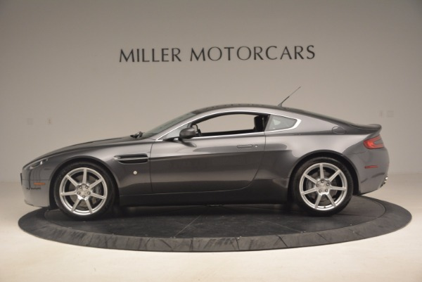 Used 2006 Aston Martin V8 Vantage Coupe for sale Sold at Aston Martin of Greenwich in Greenwich CT 06830 3