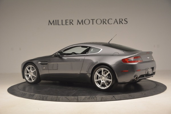 Used 2006 Aston Martin V8 Vantage Coupe for sale Sold at Aston Martin of Greenwich in Greenwich CT 06830 4